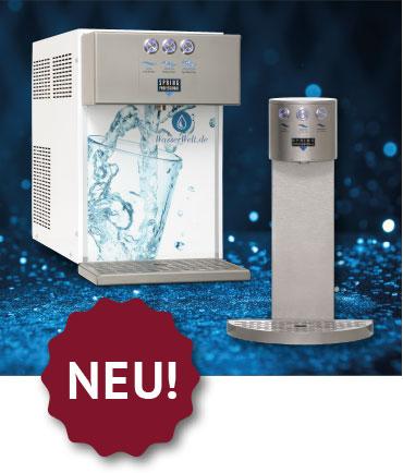 W & S Verpflegungswelt - Wasserspender SP Office Light Matt