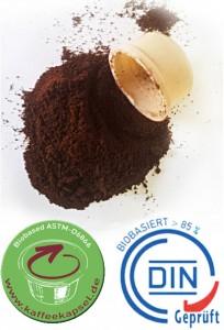Bio-Kaffeekapsel